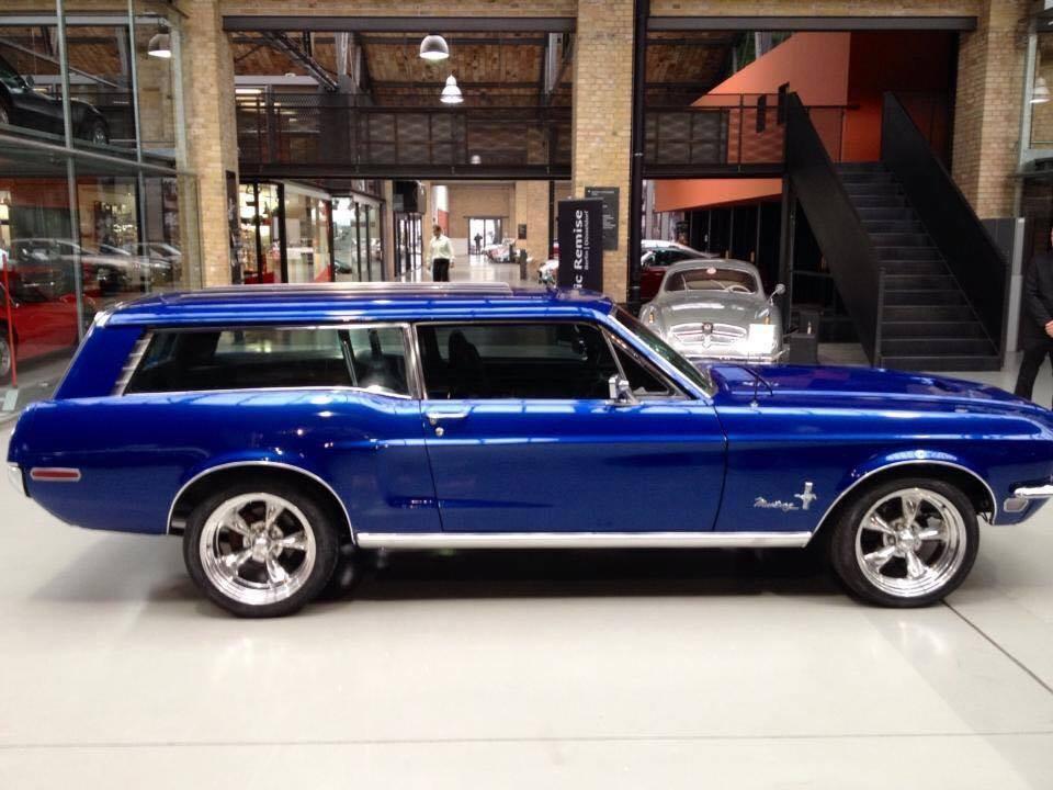 2015 Mustang Wagon