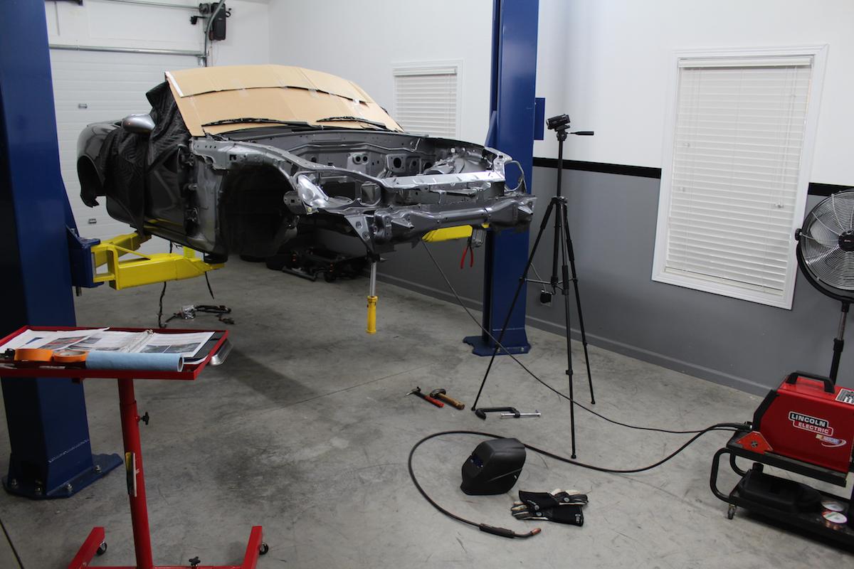 Project Thunderbolt LS3 V8 Miata (Part 4): Rear End, Engine