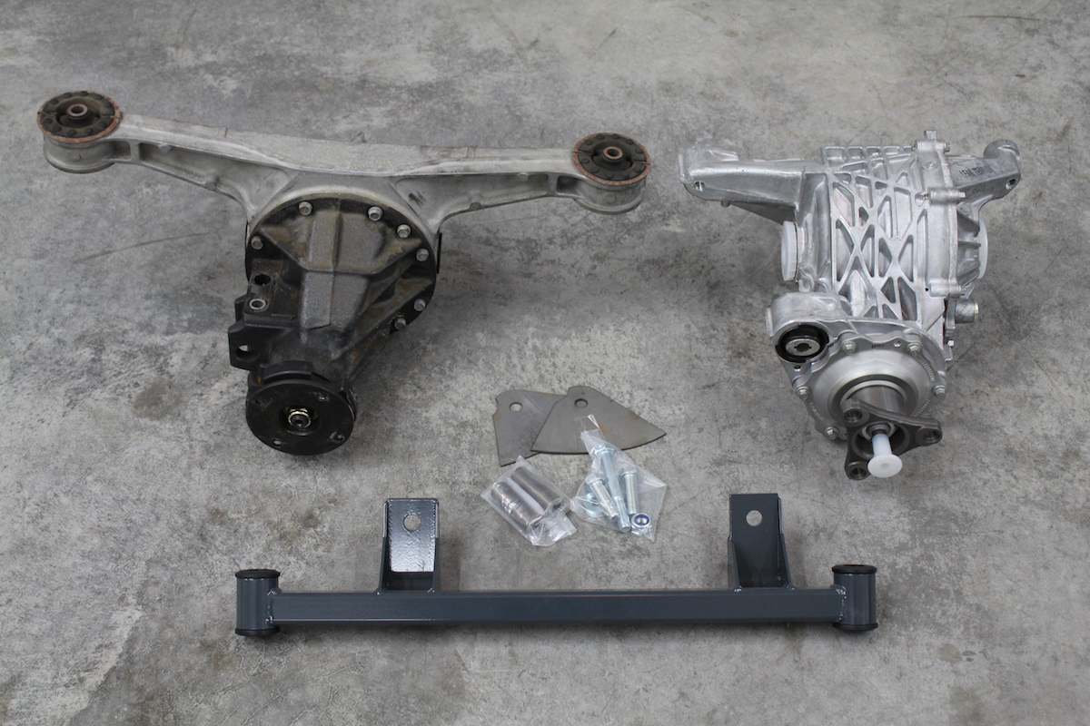Tboltep on Cadillac Cts V Rear Differential