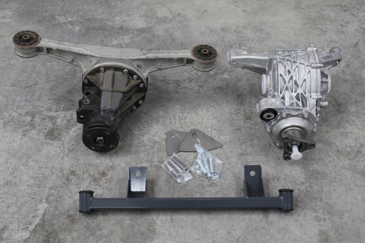 Project Thunderbolt LS3 V8 Miata (Part 4): Rear End ...