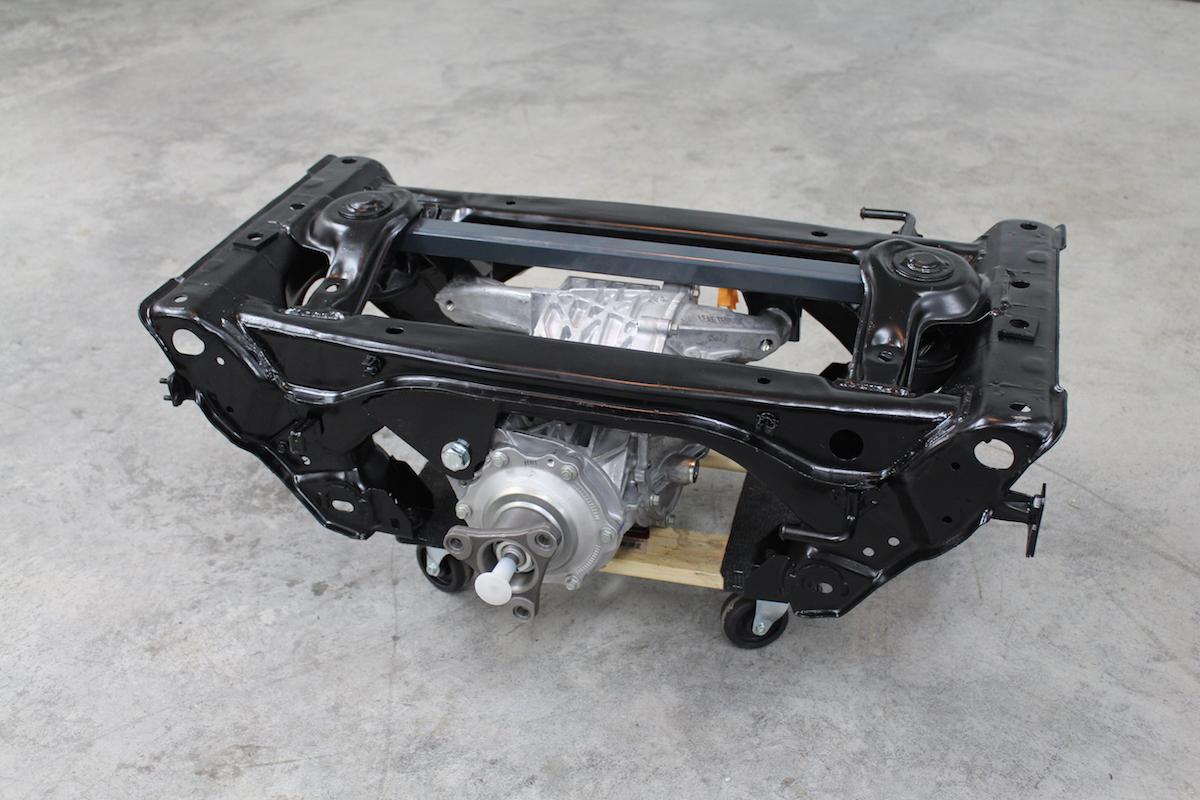 Project Thunderbolt Ls3 V8 Miata Part 4 Rear End