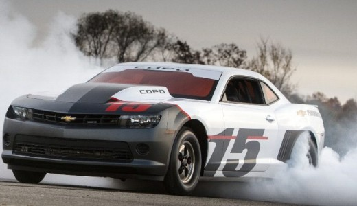 2015 COPO Camaro #1 and First 2016 Cadillac CT6 to Hit Auction Block
