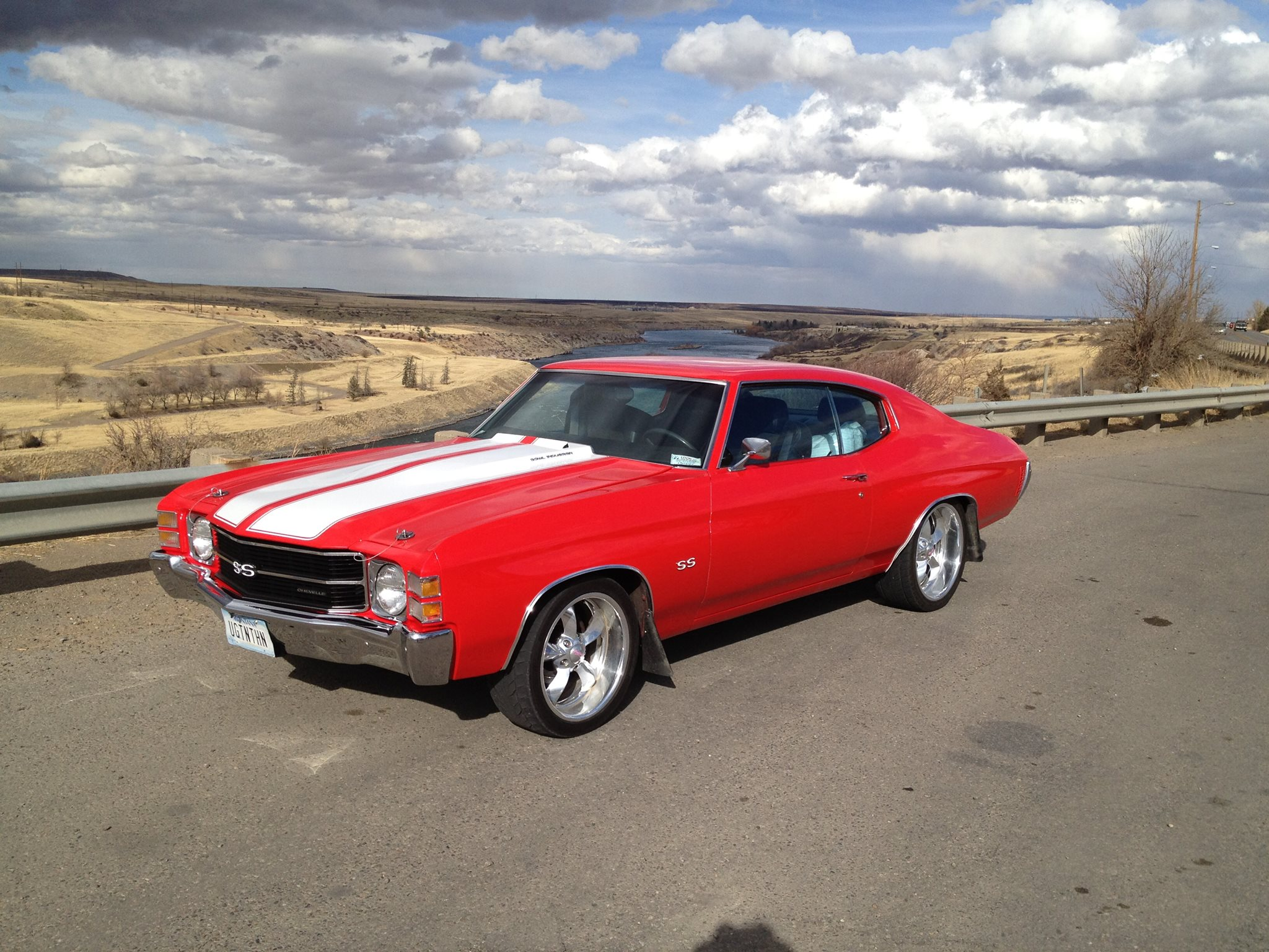 Incentive Package Shaun Carnahan S 1971 Chevy Chevelle Ss