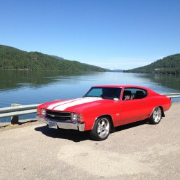 Incentive Package: Shaun Carnahan's 1971 Chevy Chevelle SS