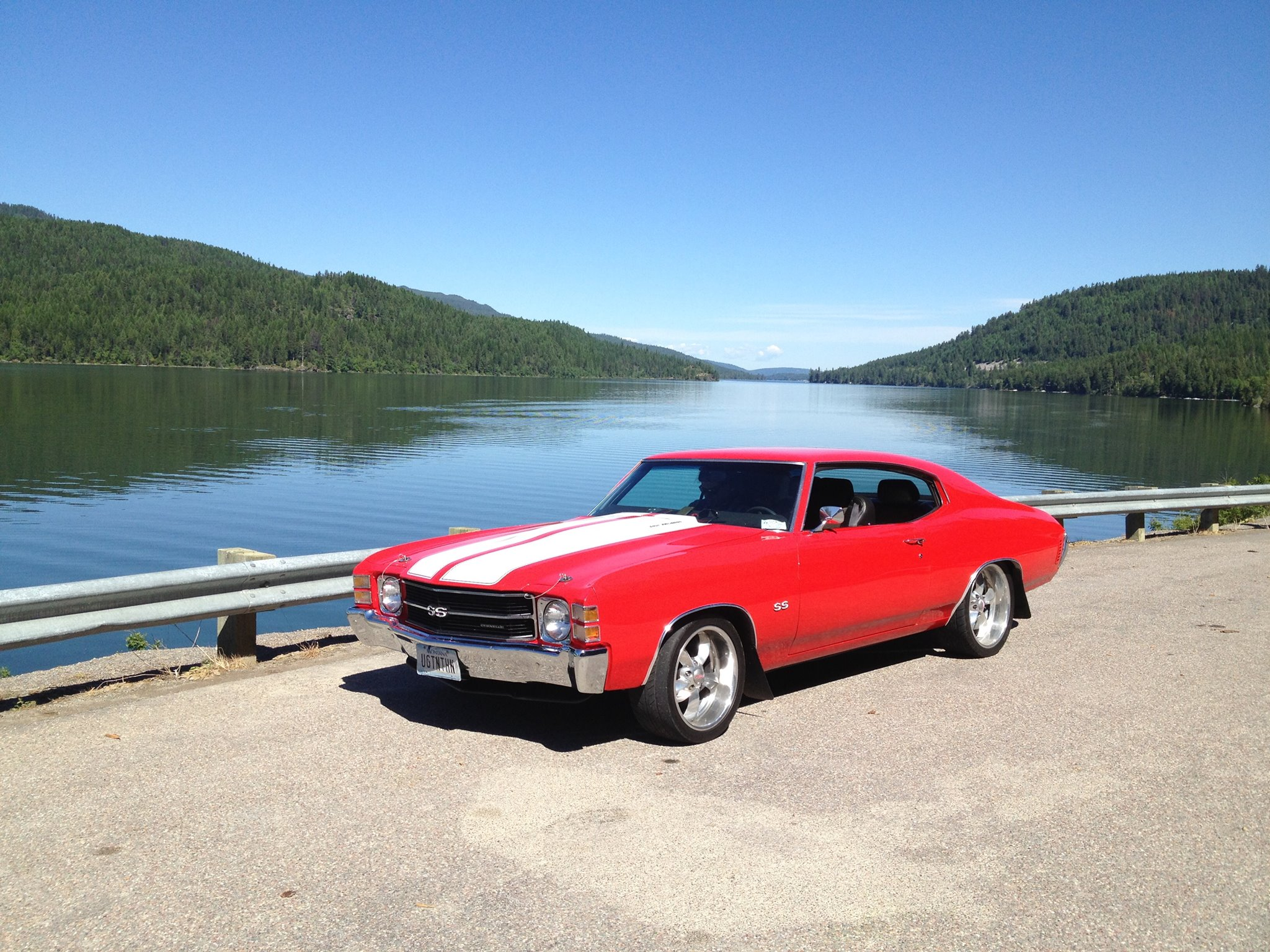 New Chevelle Ss >> Incentive Package: Shaun Carnahan's 1971 Chevy Chevelle SS - OnAllCylinders