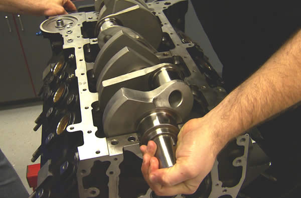 Chevy Shafts 101: A Basic Guide to Choosing a Chevy Crankshaft