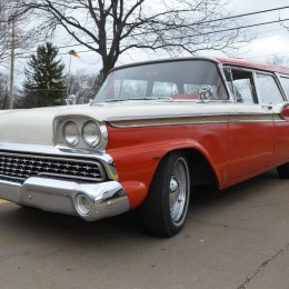 Lot Shots Find of the Week: 1959 Ford Country Sedan