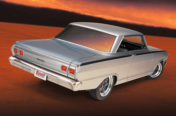 65 Chevy Impala 2 Door