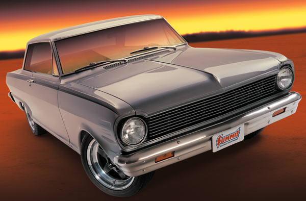 Future Classic Ed Greaves 1965 Chevy Nova Onallcylinders
