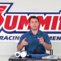 Video: Getting the Water Out with a Diesel Fuel Air / Water Separator