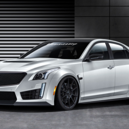 Hennessey to Offer Limited-Edition 1,000-Horsepower 2016 Cadillac CTS-V