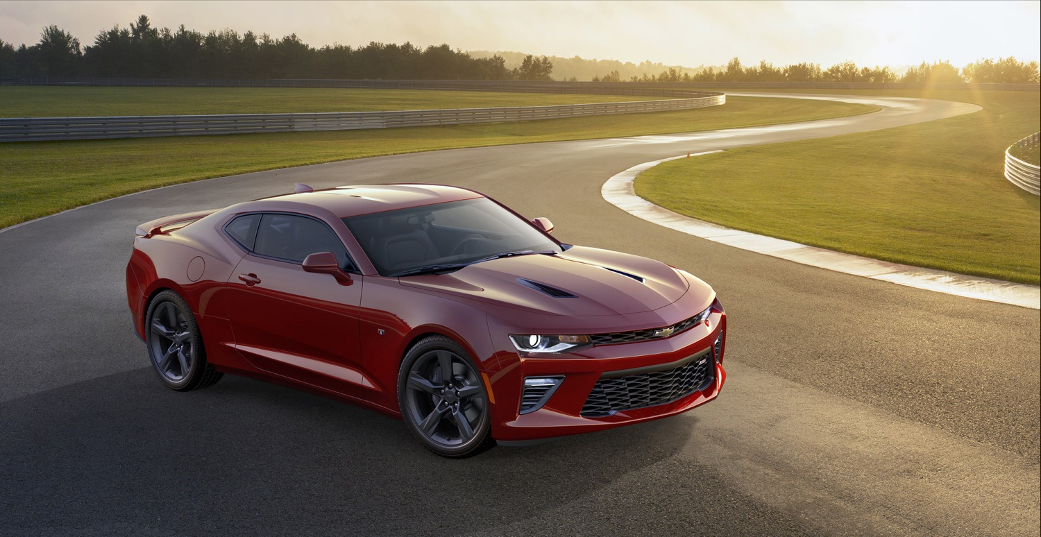 Camaro chevy camaro ss mpg : Chevrolet Introduces All-New 2016 Camaro...What Say You ...
