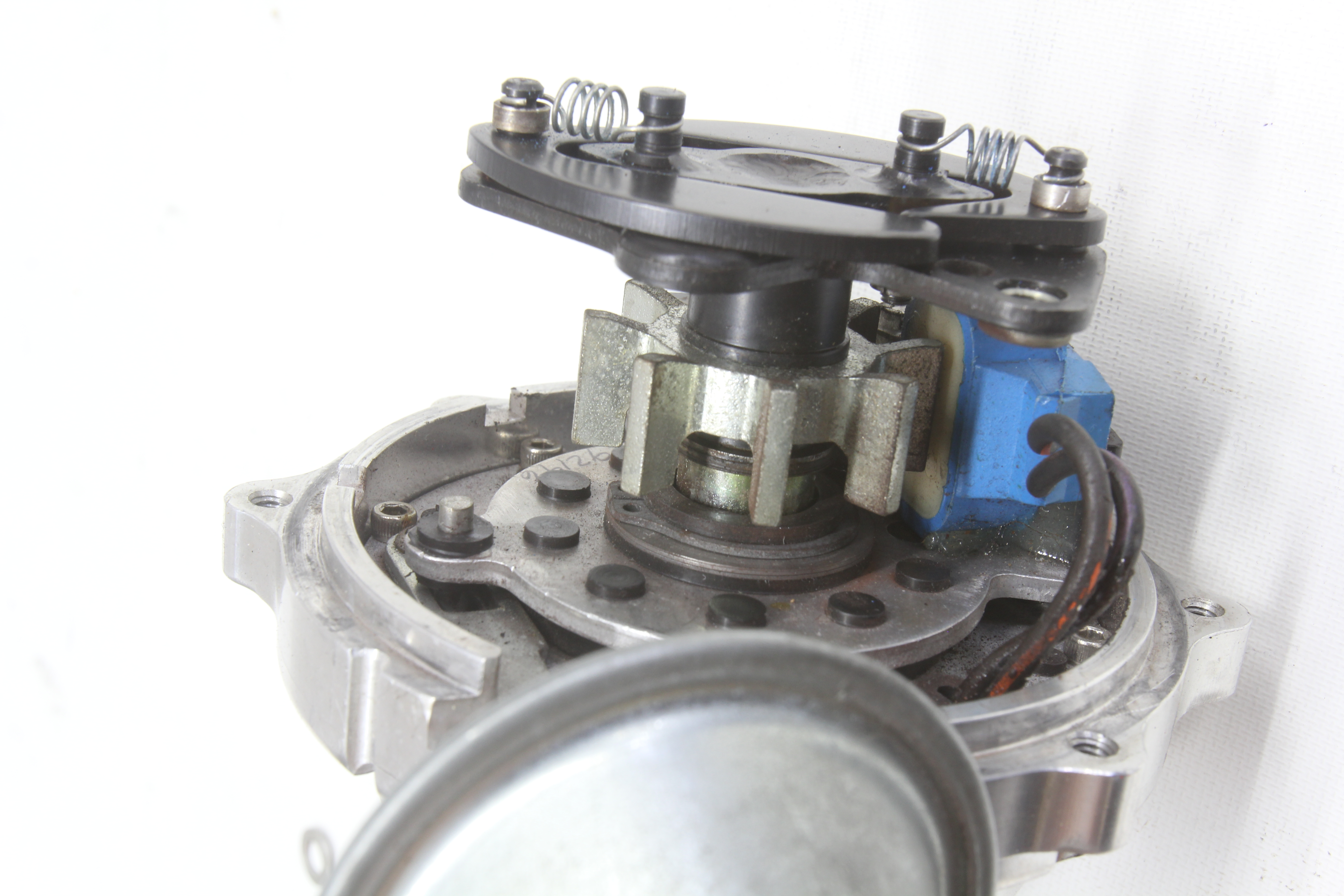 Ask Away Diagnosing Excessive Distributor Noise Onallcylinders Mallory Ignition Systems Troubleshooting