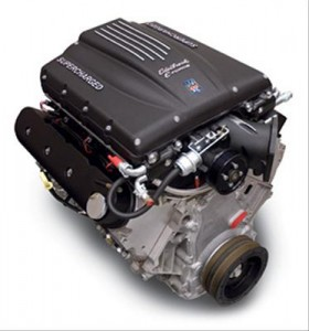 Edl X on Edelbrock Ls3 Crate Engine Supercharged