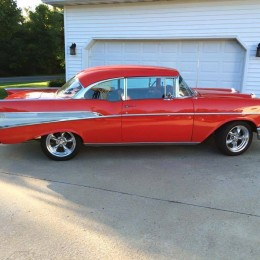 Dream Machine: Dale Helpingstine's 1957 Chevy Bel Air