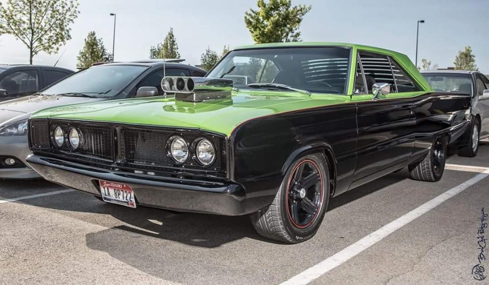 Ride Shares Hans 1966 Dodge Coronet 440 Onallcylinders