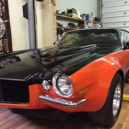 1970 1/2 Chevy Camaro