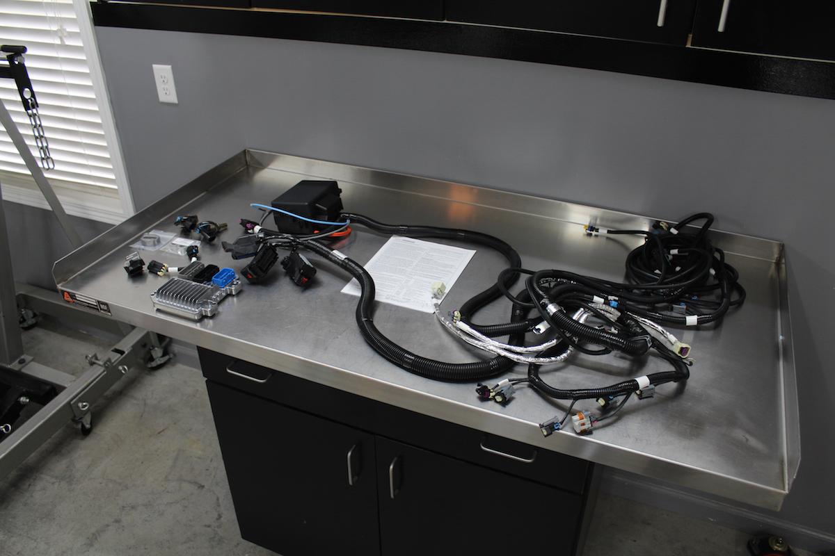 Project Thunderbolt LS3 Miata (Part 9): Suspension, Driveline & Wiring -  OnAllCylinders