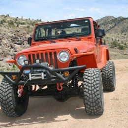 Lights, Bumpers…Action: Installing New Bumpers and Better Lights on a Jeep Rubicon