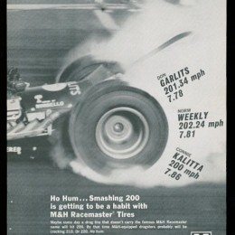 The Top 20 Parts that Changed Hot Rodding Forever (#5): M&H Racemasters