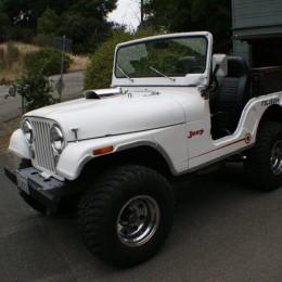 Ride Shares: Jeff's 1973 Jeep CJ-5
