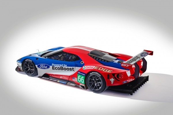 le mans ford gt 2