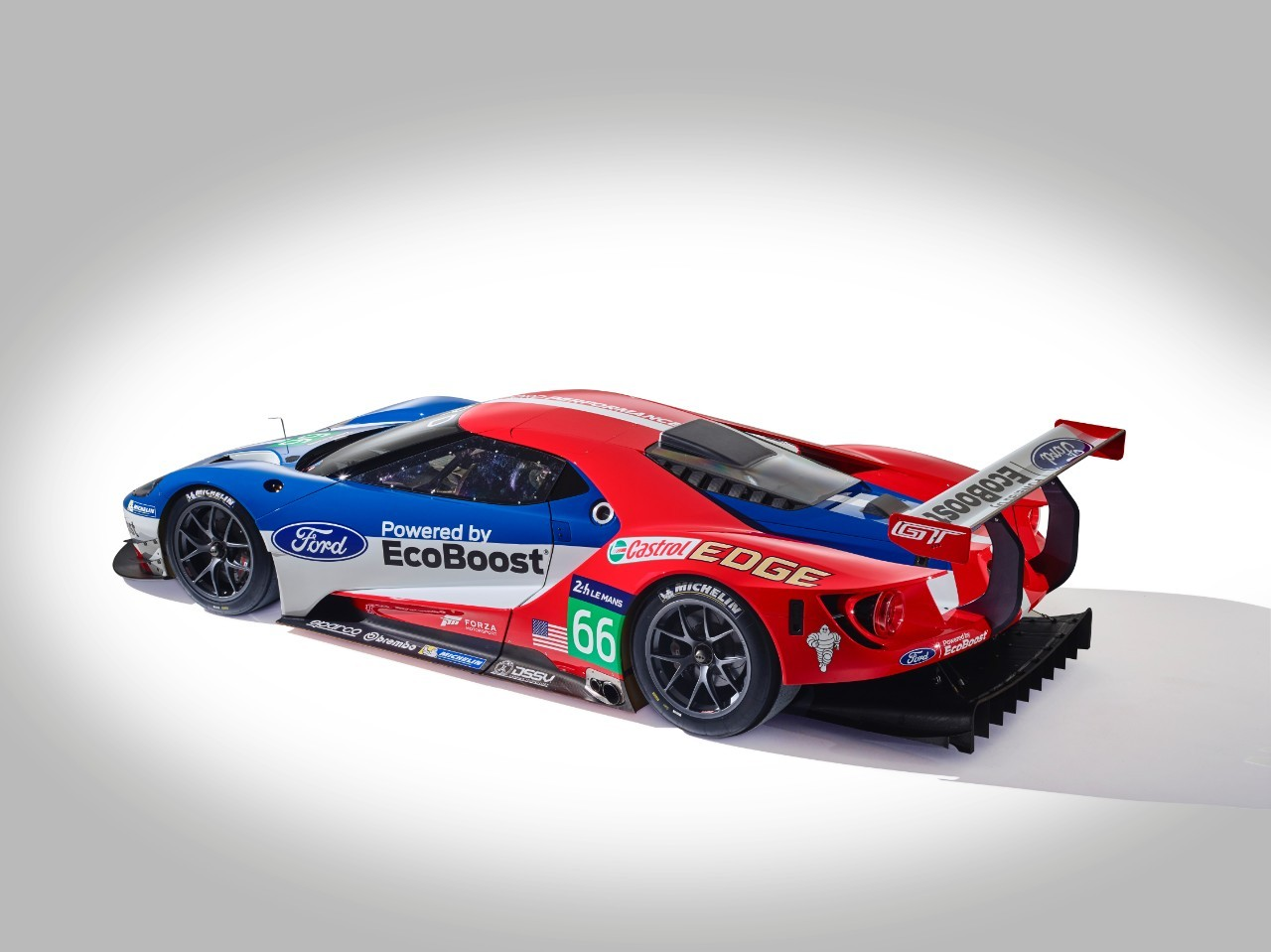 ford to race ecoboost powered gt supercar at le mans onallcylinders. Black Bedroom Furniture Sets. Home Design Ideas