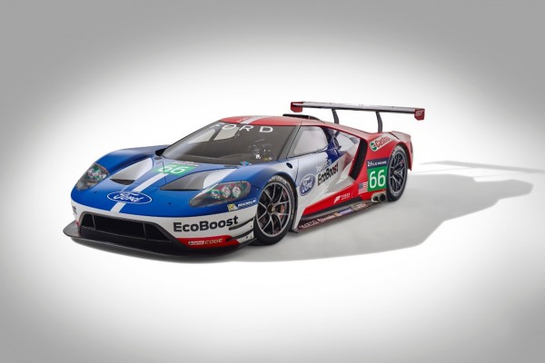 le mans ford gt 3