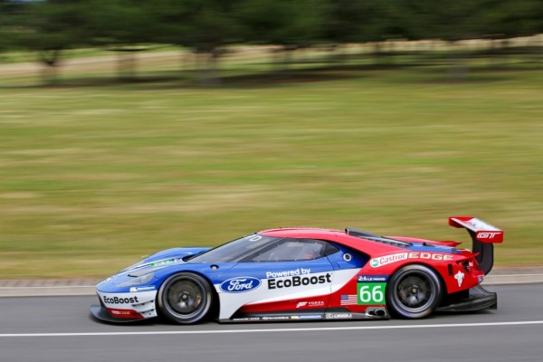le mans ford gt 5