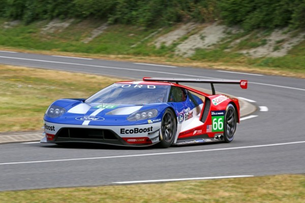 le mans ford gt 6
