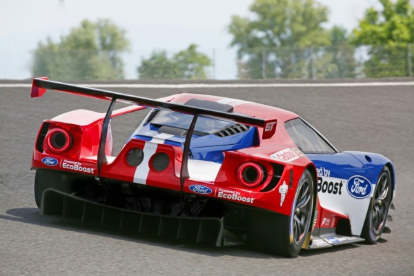 le mans ford gt 7