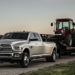 2016 Ram 3500HD Offers Most Torque Ever from a Mass-Produced Vehicle