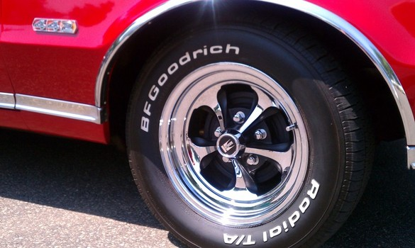 2015 Mustang Wheels >> Tire Math: Calculating the Effects of Tire Diameter on ...