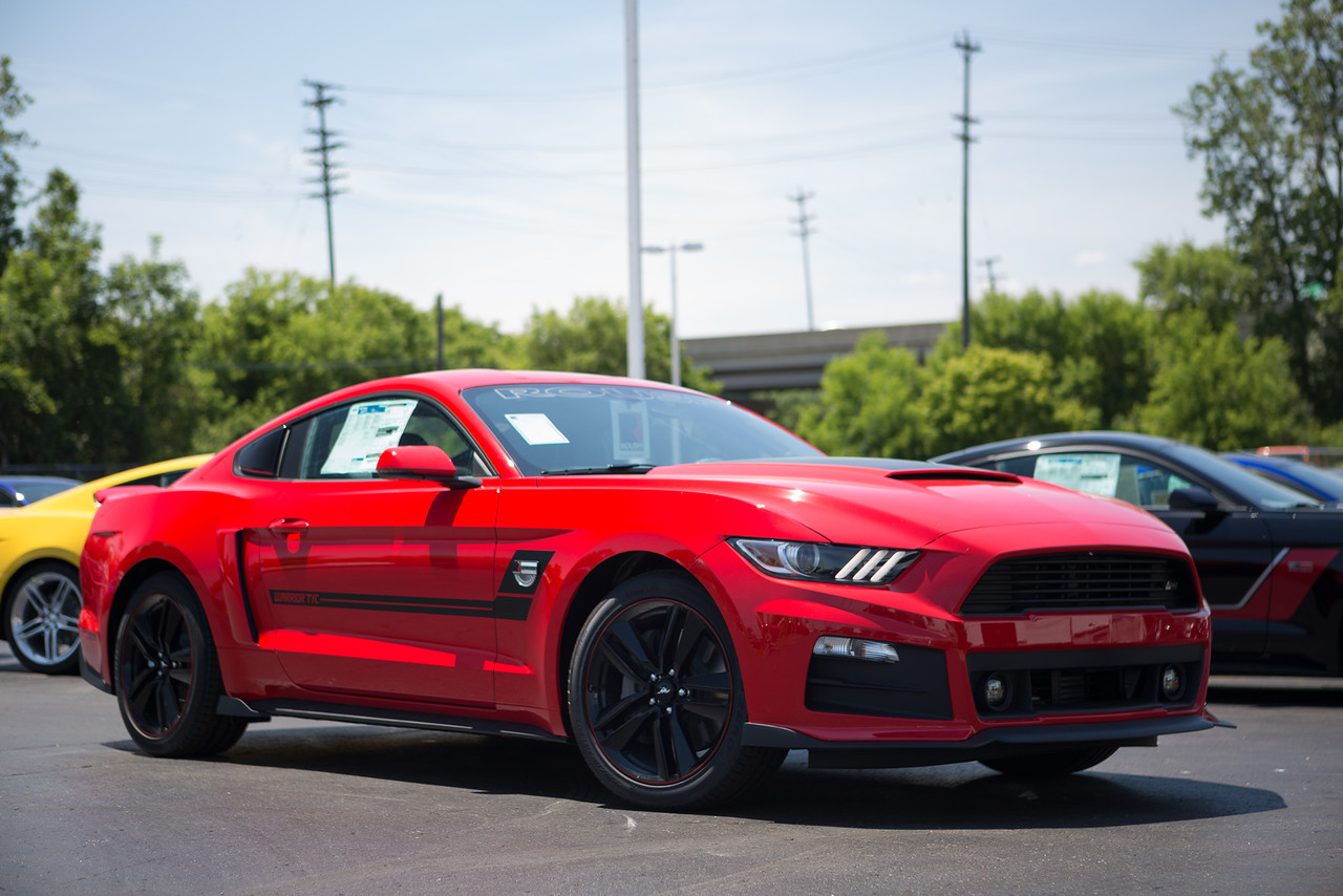 Roush Creates Special Limited Edition Mustang Just For U S