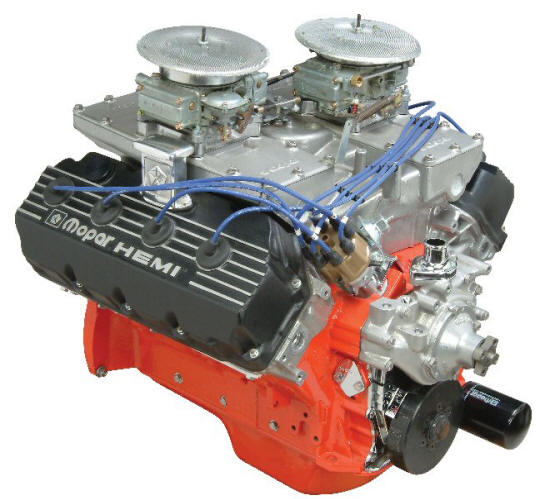 Mighty Mopars: Examining 8 Great Crate Engines for Vintage