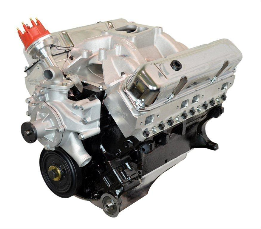 Mighty mopars examining 8 great crate engines for vintage mopars atk high performance chrysler 440 520hp stage 2 crate engines malvernweather Choice Image