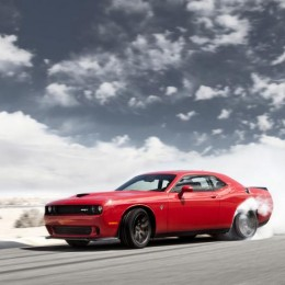 Dodge to Double Production of Challenger and Charger Hellcats for 2016