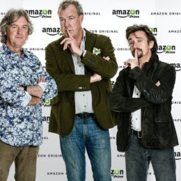 Former Top Gear Hosts Clarkson, Hammond & May to Host New Show on Amazon Prime