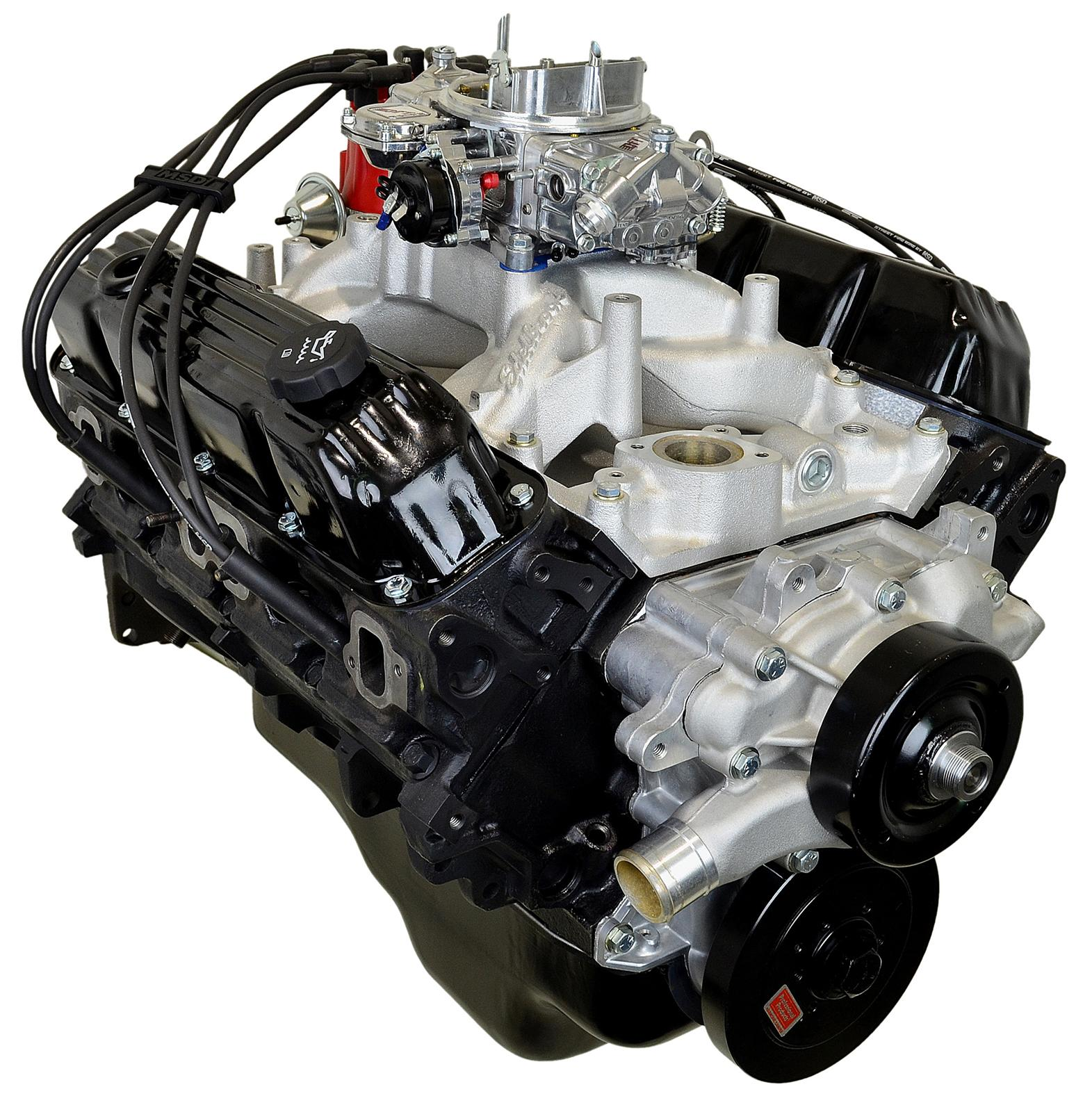 Mighty mopars examining 8 great crate engines for vintage mopars atk high performance chrysler 360 290hp stage 3 crate engines malvernweather Choice Image