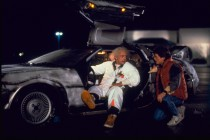 Time Travelling: DeLorean and 'Back to the Future' 30 Years Later