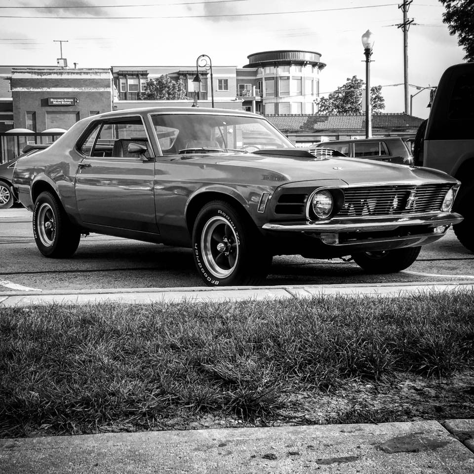 1970 Ford Mustang Coupe