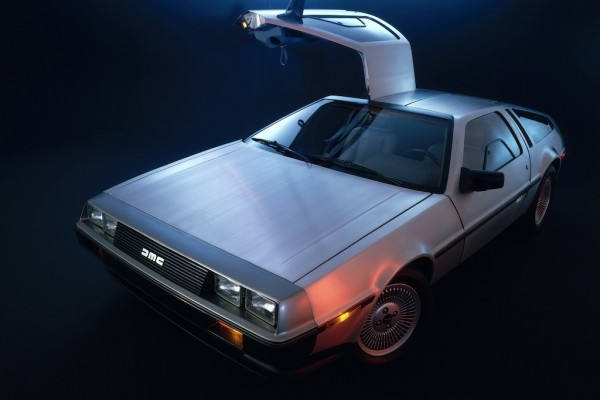delorean 3