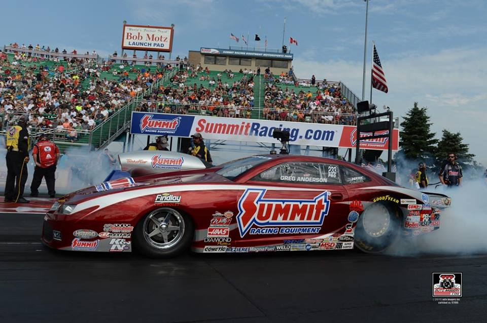 greg anderson 2015 nhra nationals norwalk