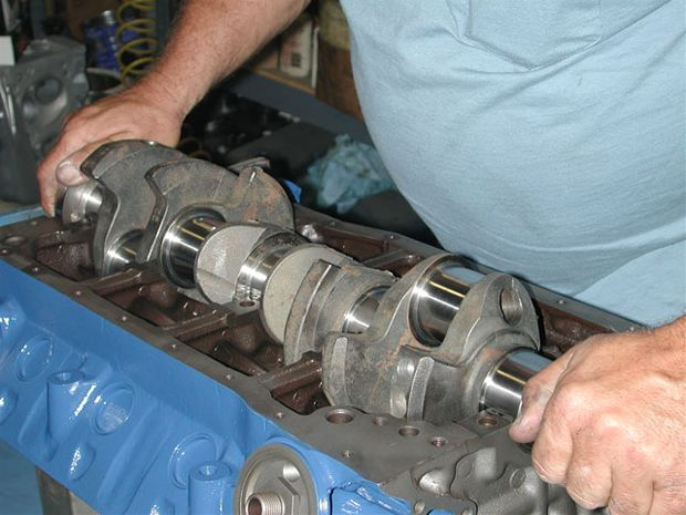 Ford Crank Guide: How to Choose the Right Ford Crankshaft