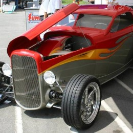 All-Wheel-Drive '32 Ford QuadraDeuce to be Sold at Auction