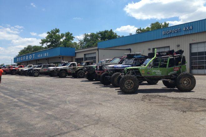 BIGFOOT 4X4 Moving Headquarters to New Missouri Location