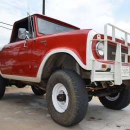 Lot Shots Find of the Week: International Harvester Scout 800