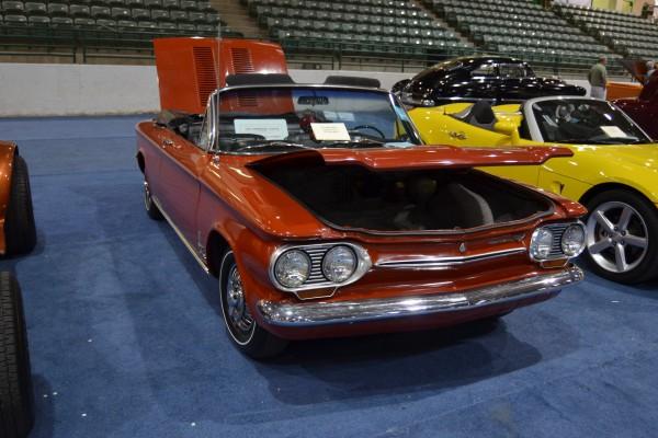 1963 Chevy Corvair Corsa