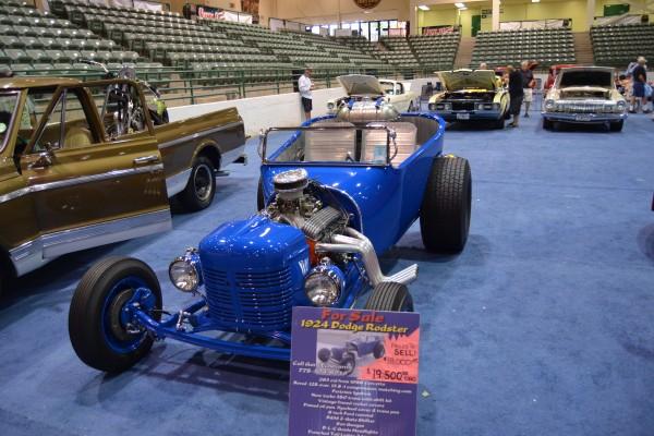 1924 Dodge Roadster