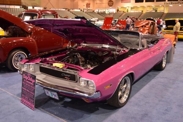 1970 Dodge Challenger RT Convertible